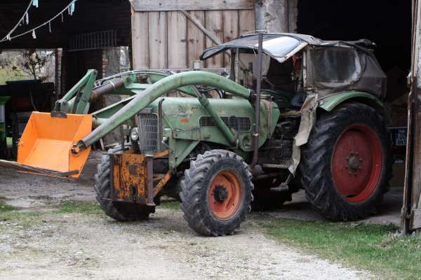 Fendt Restauration Favorit 3